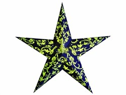 Bild von starlightz rokoko blue/green earth friendly Leuchtstern